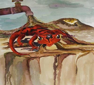 Salamander Sludge Original by Taylor Black