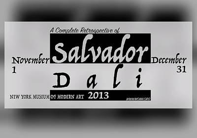 Salvador Dali, Nymoma, II Original by Leon Gorani