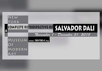 Salvador Dali, Nymoma, I Original by Leon Gorani