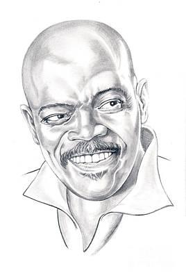 Samuel L. Jackson  Original by Murphy Elliott