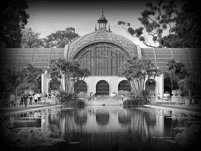 San Diego Botanical Foundation Print by Karyn Robinson