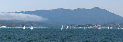 Sausalito Photograph - San Francisco Bay by Ira Shander