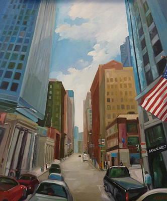San Francisco Original by Carmen Stanescu Kutzelnig