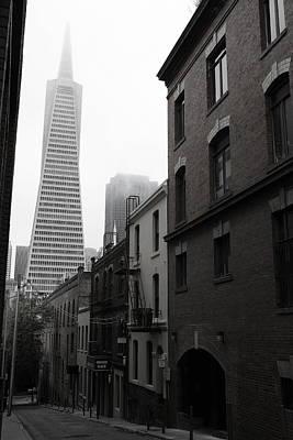 San Francisco Street Print by Eric Foltz