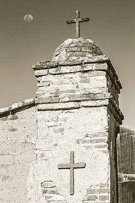 Photograph - San Miguel Mission by Scott Pellegrin