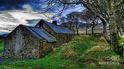Kim Mixed Media - Sanctuary by Kim Shatwell-Irishphotographer