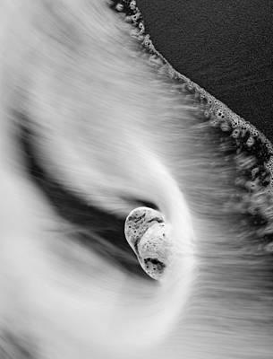 Sand And Sea Original by Mike  Dawson