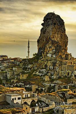 Cappadocia Photograph - Sandcastles by Andrew Paranavitana