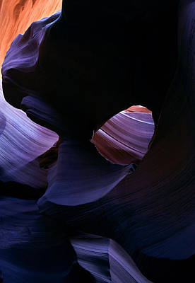 Portal Photograph - Sandstone Portal by Mike  Dawson