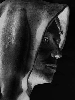 Concho Photograph - Santa Angela  by Louis Nugent