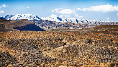 Desert Photograph - Santa Clara Utah by David Millenheft