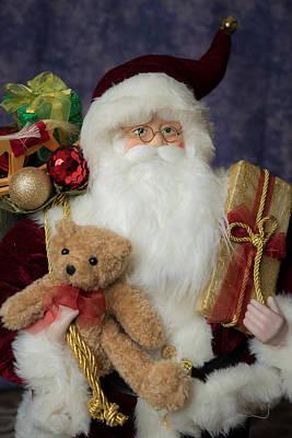 Santa Original by Clay Swatzell