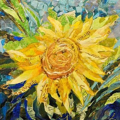 Santa Fe Sunshine Original by Jane Rochelle