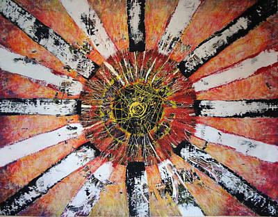 Savannah Sun Original by Ethel  Mann