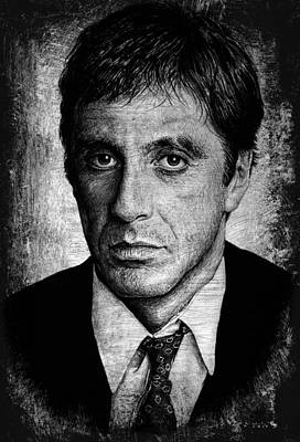Scarface  Original by Andrew Read