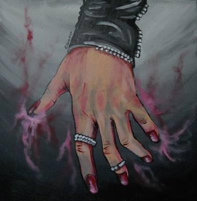 Scarlet Witch Original by Lisa Leeman