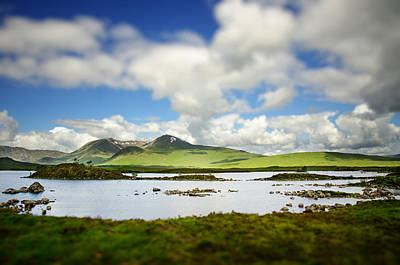 Loch Photograph - Scottish Highlands by Sarah Coppola