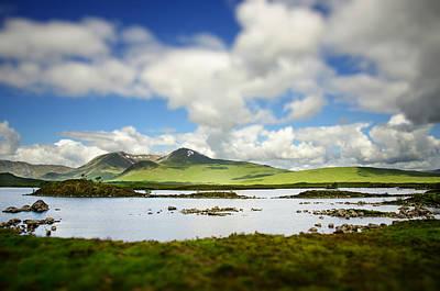 Lake Photograph - Scottish Highlands by Sarah Coppola