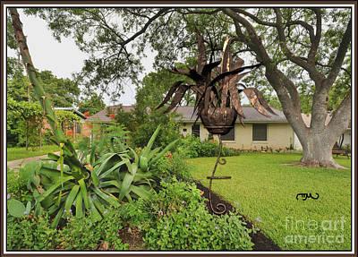 Sculpture Of Plant 34 Original by Pemaro