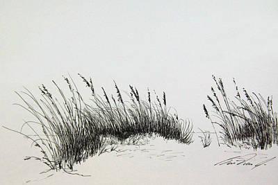 Sea Breeze Print by Ben Vines Jr