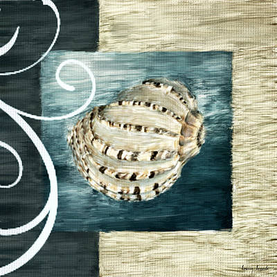 Sea Shells Digital Art - Sea Treasure by Lourry Legarde