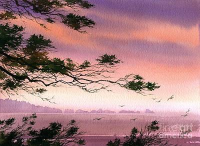 Seacoast Dream Print by James Williamson