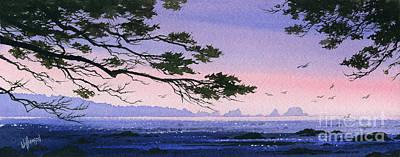 Seacoast Inspiration Print by James Williamson