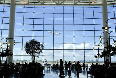 Seatac Airport K088 Print by Yoshiki Nakamura