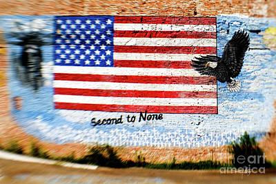 Second To None Print by Scott Pellegrin