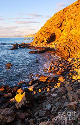 Fleurieu Peninsula Photograph - Second Valley by Bill  Robinson
