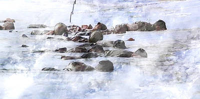 American Painting - Second World War 604 by Jani Heinonen