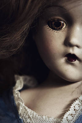 Doll Photograph - Secrets by Amy Weiss