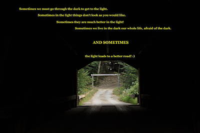 See The Light........ Original by Lewis Journeyman
