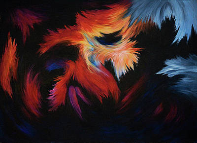 Seizure Original by Rachel Christine Nowicki
