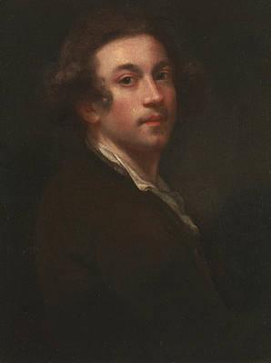 18th Century Painting - Self-portrait by Joshua Reynolds