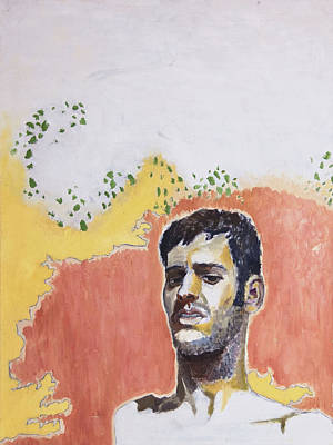 Self Portrait Original by Seth Angle