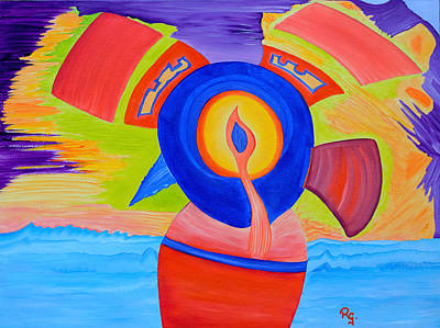 Selfmade Energy Original by Rene GEORGES
