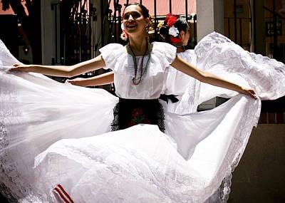 Photograph - Senoritas Dancing by Nora Blansett
