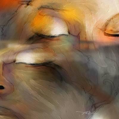 Senses Print by Bob Salo