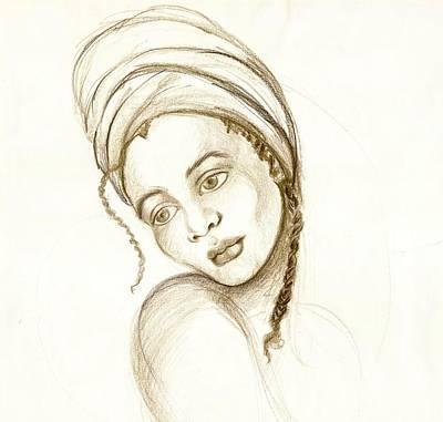 Sepia  Original by Martha Colon