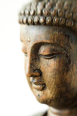 Photograph - Serene Buddha by Bernice Williams