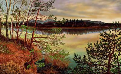 Serenity Original by Hans Neuhart