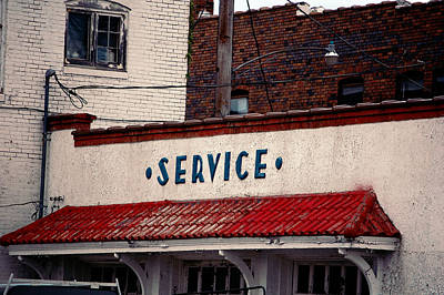 Photograph - Service by Jame Hayes