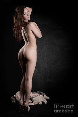 Sexy Figure Print by Jt PhotoDesign