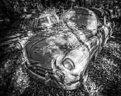 Auto Photograph - Shadow Classic by Alan Raasch