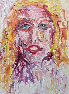 Painting - Shadow Of Happiness by Khalid Alzayani