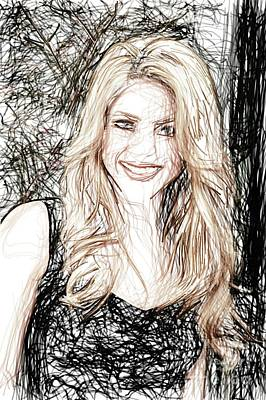 Shakira Original by Raina Shah