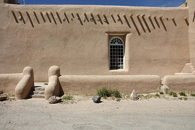 New Mexico Photograph - Shape And Pattern by Jerry McElroy