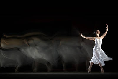 Dancer Photograph - She in Motion by Andre Arment