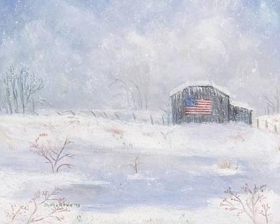 Shelter Original by Shana Rowe Jackson